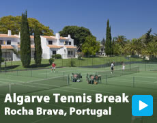 Algarve Tennis Holiday
