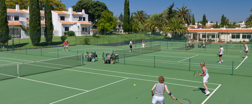 Algarve Tennis Courts