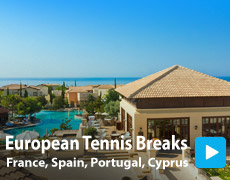 European Tennis Breaks