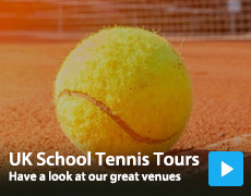 School Tennis Tours