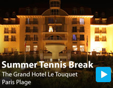 Summer Holiday Tennis France