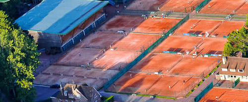 Le Touquet Tennis Courts