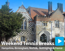 Weekend Tennis Breaks